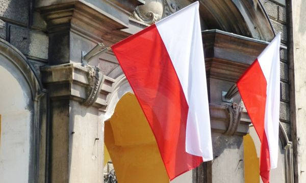 poland flag the nation polish flag flag of poland homeland the feast of the patriotism 1338204.jpgd